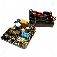 Модуль ESP8266 три датчика