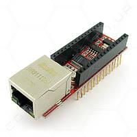 Модуль Ethernet ENC28J60 для Nano V3