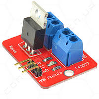 Модуль IRF520N MOSFET 140C07