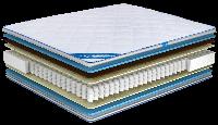 Ортопедический матрас Ultima Sleep Impress Light Cocos 160x190 см 100102, КОД: 1582780