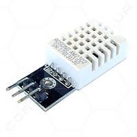 Модуль датчика температуры и влажности DHT22 AM2302