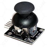 Модуль двух осевой джойстик с кнопкой