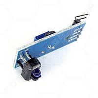 Модуль на цифровом датчике линии TCRT5000