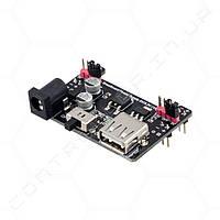 Модуль питания Power MB V2 для беспаечных макетных плат RobotDyn
