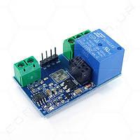 Модуль с реле для ESP8266 Wi-Fi