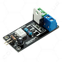 Модуль тиристорное реле переменного тока BTA16 ROBOTDYN 3.3V/5V, AC/DC, AC 220V110V/5A (пик 10А)
