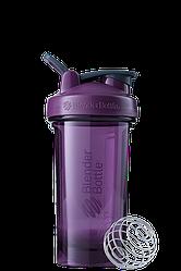 Спортивная бутылка-шейкер BlenderBottle Pro24 Tritan 710 ml Plum, КОД: 977524