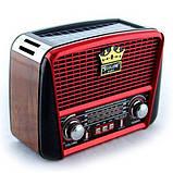 Радиоприемник портативный  Golon RX-455 BT, фото 2