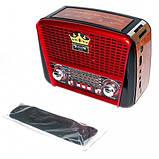 Радиоприемник портативный  Golon RX-455 BT, фото 3