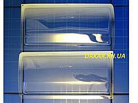 Защита для передних фар автомобиля ВАЗ 2106 ПОЛОСА белая ANV