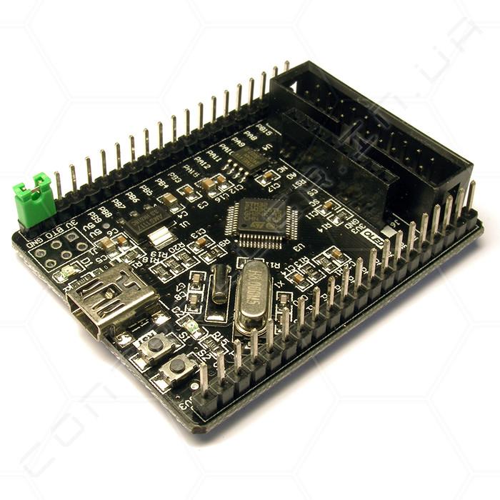 Плата разработчика STM32F103C8T6 STM32_Smart v2.0