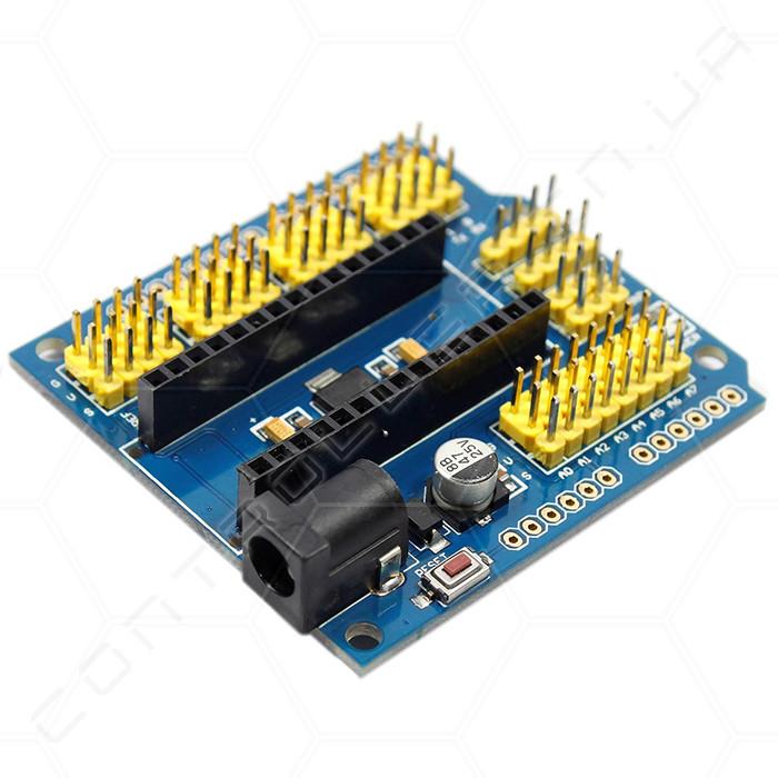 Arduino Nano I/O Shield