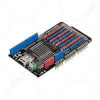 Плата регистратор c  ридером Micro SD RobotDyn