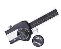 Штангенциркуль трубный Shahe 0-200 0.01 мм с бегунком Черный mdr1304, КОД: 162214