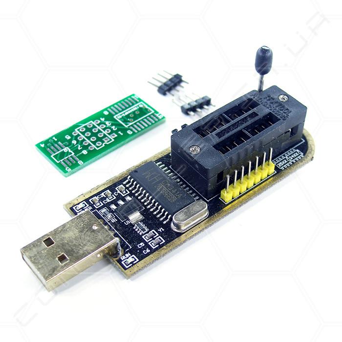 Программатор USB чип CH341A FLASH BIOS Gold