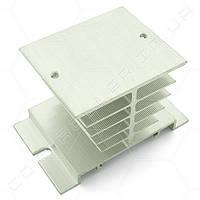 Радиатор охлаждения для твердотельного реле SSR 10 - 50A на DIN рейку
