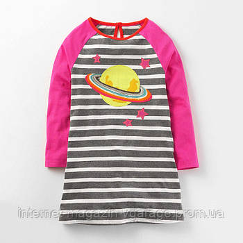 Уценка (дефекты)! Платье для девочки Планета Little Maven