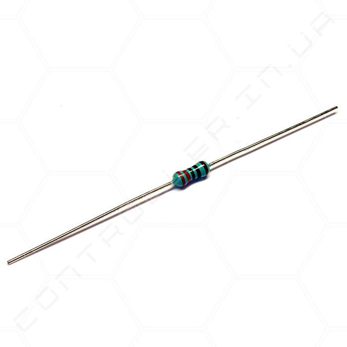 Резистор 7,5 Ом 0,25 Вт ±1%