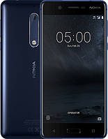Nokia 5 Dual SIM 2 16Gb Tempered Blue STD00660, КОД: 1368849