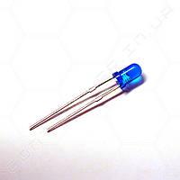 Синій світлодіод 3мм