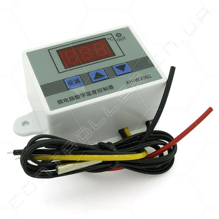 Термостат с реле XH-W3002 24v