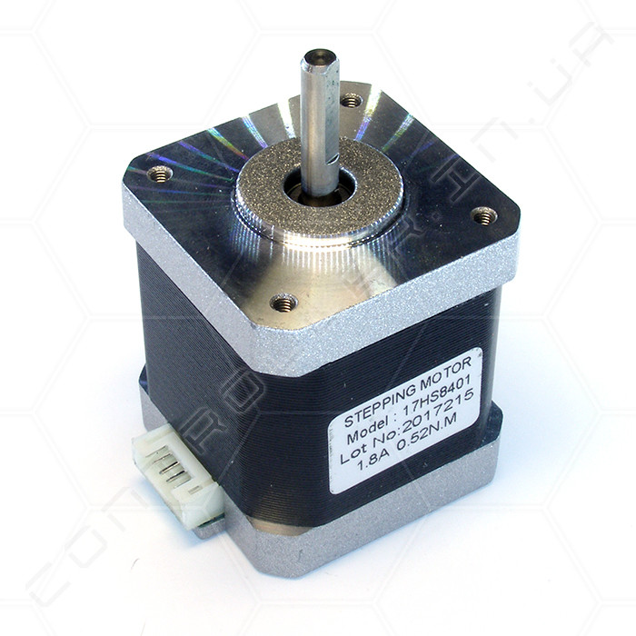 17HS8401 - Кроковий двигун NEMA17 1.8 A 5 Кг
