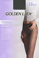 Колготки GOLDEN LADY Teens 20 vita bassa, фото 1
