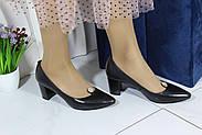 Стильні туфлі на підборах Berloni 202, фото 6