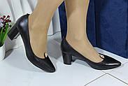 Стильні туфлі на підборах Berloni 202, фото 7