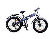 "Электровелосипед складной Kelb E-1913WS 26"" 500W, 48V,10Ah Li Shimano  PAS FAT, фото 1"