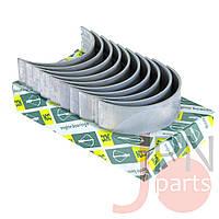 Вкладыши коренные двигателя MITSUBISHI CANTER FUSO 659/859 (4D34-T/4D30)  0.25 (ME999385/ME011531/M121H025)
