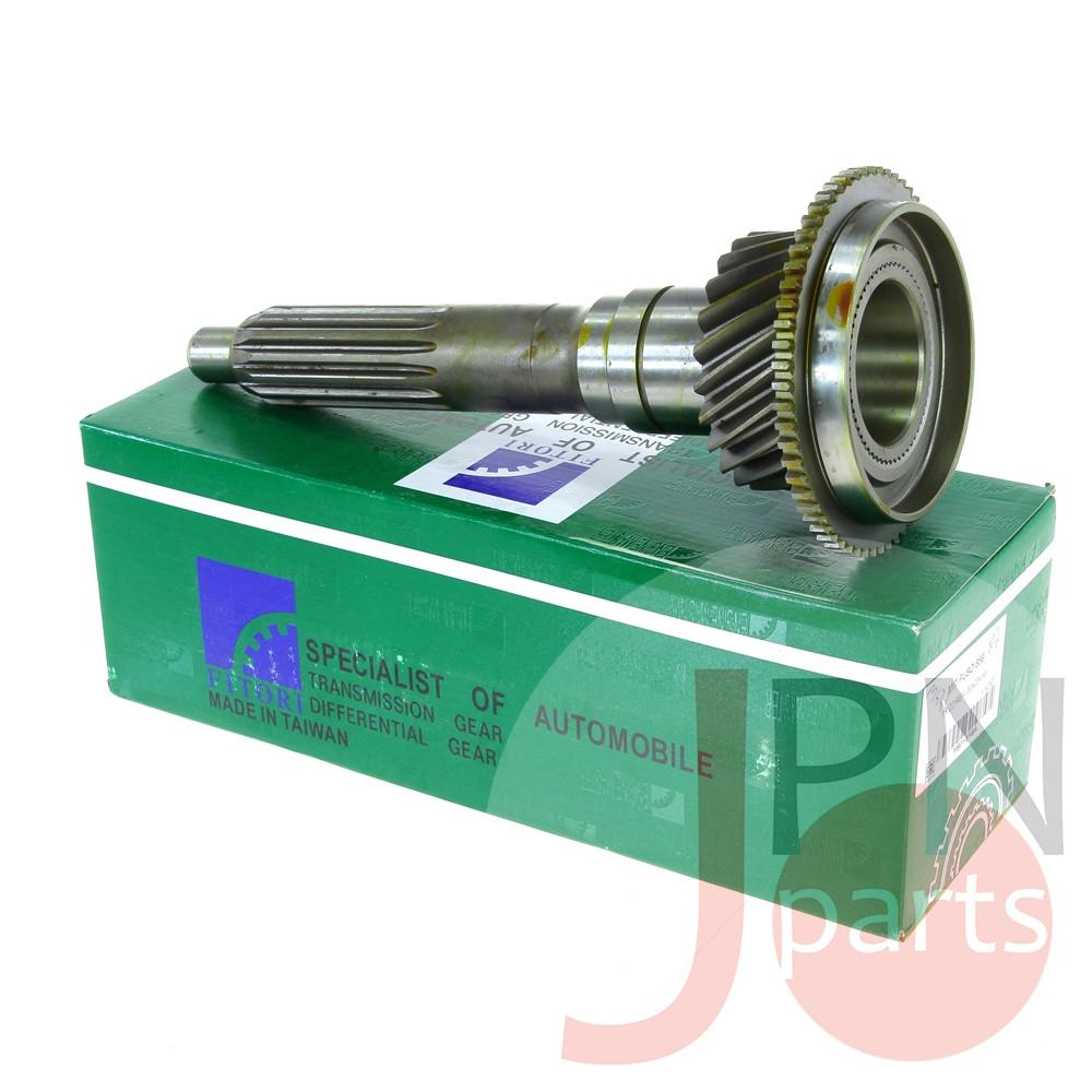 Вал первичный КПП MITSUBISHI CANTER FUSO 859 (ME509577/МЕ535076/ME50957) JAPACO