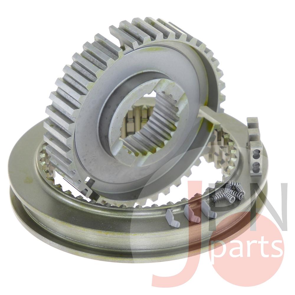 Синхронизатор КПП MITSUBISHI CANTER FE515/519/534/544/635/639 (МУФТА+СТУПИЦА) JAPACO