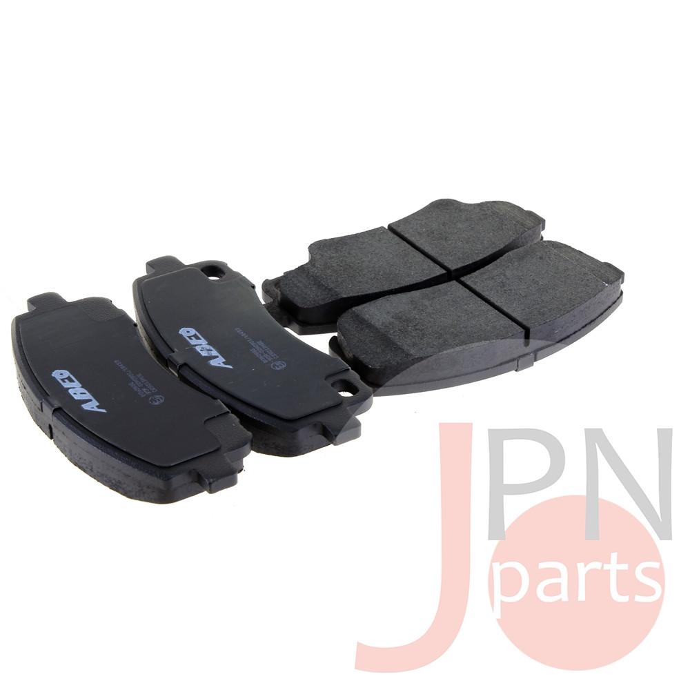 Колодки тормозные задние MITSUBISHI CANTER FB83B (MK528943/MK529567) ABE