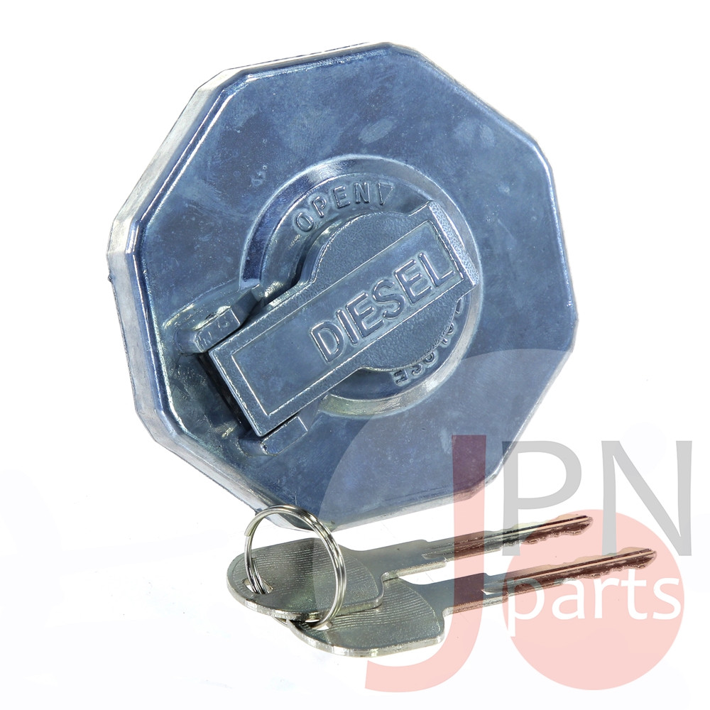 Крышка топливного бака CANTER FUSO 639/659/859 (D=67MM) TLG