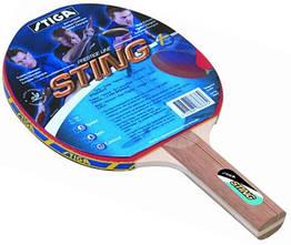 Ракетка для настольного тенниса Stiga Sting 1931, КОД: 1552358