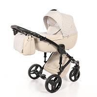 Детская коляска 2 в 1 Tako Junama Modena 06 Бежевая 13-JM06, КОД: 287207