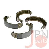 Колодки ручника с накладками CANTER 304/FE444/511/531/71A W=35 KAYASHIMA, фото 1