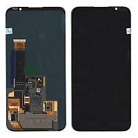 Дисплейный модуль (экран) для Meizu 16 / Meizu 16th Чёрный