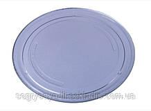 Тарілка для мікрохвильової печі d=270мм плоска код товару: 7487