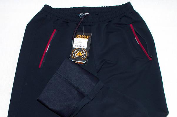 Чоловічий спортивний костюм з капюшоном soccer 11485 (M-XXL), фото 2