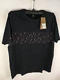 Чоловіча футболка великого розміру, фото 3