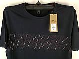 Чоловіча футболка великого розміру, фото 5