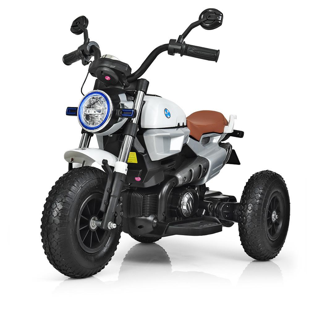 Детский трехколесный электромотоцикл BMW Bambi M 3687AL-1