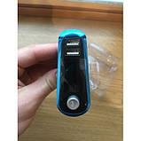 Автомобильный FM-модулятор трансмиттер  G11BT с Bluetooth MP3 player, фото 4
