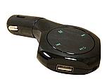 Автомобильный  FM-модулятор трансмиттер H29BT с Bluetooth, MP3, Hands Free (громкая связь), 2USB, фото 2