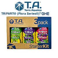 Комплект удобрений GHE Tripack Flora Series (HW)