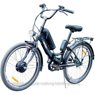 Электровелосипед Vega Joy S (350 Вт, 36 В, 10,4 Ah) black