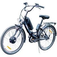 Электровелосипед Vega Joy S (350 Вт, 36 В, 10,4 Ah) black, фото 1