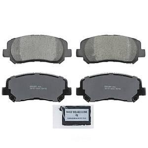 Колодки передние  Dual Piston Caliper WAGNER ZD1640B CHRYSLER 200 DODGE DART